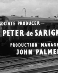 Main title from Seven Days to Noon (1950) (4)