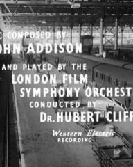 Main title from Seven Days to Noon (1950) (8)