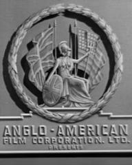 Main title from The Seventh Survivor (1942) (1). Anglo-American Film Corporation Ltd presents