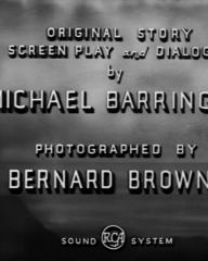Main title from The Seventh Survivor (1942) (4)