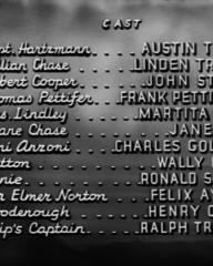 Main title from The Seventh Survivor (1942) (6). Austin Trevor, Linden Travers, John Stuart, Frank Pettingell, Martita Hunt, Jane Carr