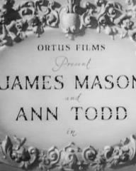 Main title from The Seventh Veil (1945) (1). James Mason, Ann Todd