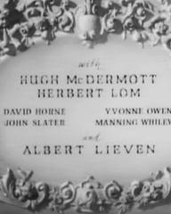 Main title from The Seventh Veil (1945) (3). With Hugh McDermott, Herbert Lom