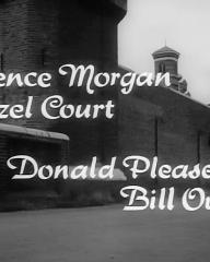 Main title from The Shakedown (1960) (2). Terence Morgan, Hazel Court, Donald Pleasence, Bill Owen