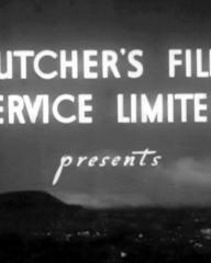 Main title from Sheepdog of the Hills (1941) (1). Butcher's Film Service Limited presents