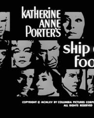 Main title from Ship of Fools (1965) (17)