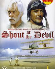 Australian DVD cover of Shout at the Devil (1976) (1)