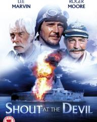 Shout at the Devil DVD with Lee Marvin and Roger Moore