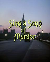 Main title from the 1985 'Sing a Song of Murder' episode of Murder, She Wrote (1984-1996) (1)