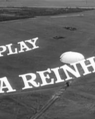 Main title from Situation Hopeless – But Not Serious (1965) (17). Screenplay by Silvia Reinhardt