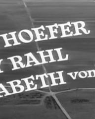Main title from Situation Hopeless – But Not Serious (1965) (7). Anita Hoefer, Mady Rahl, Elisabeth von Molo