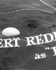 Main title from Situation Hopeless – But Not Serious (1965) (8). And Robert Redford as 'Hank'