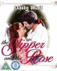 DVD cover of The Slipper and the Rose (1976) (1)