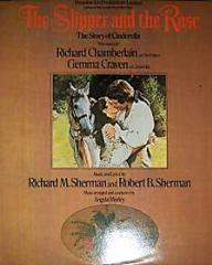 Laser disc of The Slipper and the Rose (1976) (1)