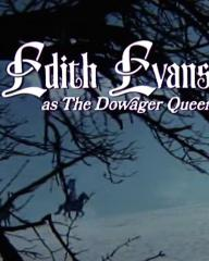 Main title from The Slipper and the Rose (1976) (7). Edith Evans as The Dowager Queen