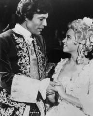 Richard Chamberlain (as Prince Edward) and Gemma Craven (as Cinderella) in a photograph from The Slipper and the Rose (1976) (8)