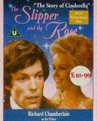 Video cover from The Slipper and the Rose (1976) (1)