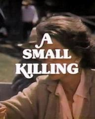 Main title from A Small Killing (1981) (3)