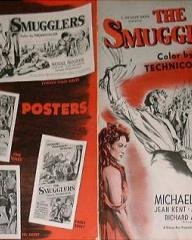 Poster for The Smugglers [The Man Within] (1947) (2)