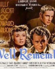Poster for So Well Remembered (1947) (3)