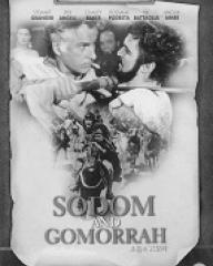 DVD cover of Sodom and Gomorrah (1962) (1)