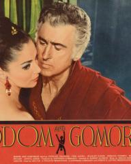 Lobby card from Sodom and Gomorrah (1962) (2)