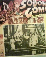 Mexican lobby card from Sodom and Gomorrah (1962) (1)