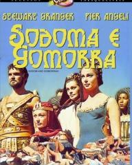 Portuguese DVD cover of Sodom and Gomorrah (1962) (1)