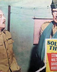 Lobby card from Soldiers Three (1951) (2)