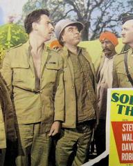 Lobby card from Soldiers Three (1951) (3)