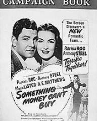 Pressbook for Something Money Can't Buy (1952) (1)