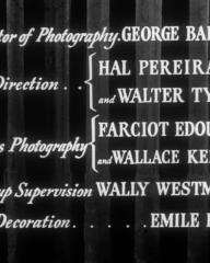 Main title from Something to Live For (1952) (6)