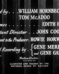 Main title from Something to Live For (1952) (7)