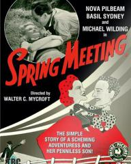 Spring Meeting DVD from Network and The British Film