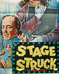 Australian poster for Stage Struck (1958) (1)