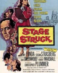 Poster for Stage Struck (1958) (1)