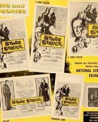 Poster for Stage Struck (1958) (3)