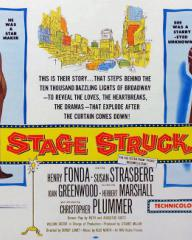 Poster for Stage Struck (1958) (6)