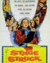 Poster for Stage Struck (1958) (7)