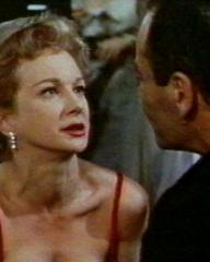 Joan Greenwood (as Rita Vernon) and Henry Fonda (as Lewis Eaton) in a screenshot from Stage Struck (1958) (3)