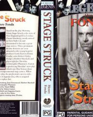 Henry Fonda (as Lewis Eaton) in a video cover from Stage Struck (1958) (1)
