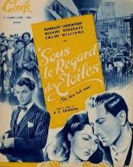 French poster for The Stars Look Down (1940) (1)