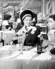 Michael Redgrave (as Davey Fenwick), Margaret Lockwood (as Jenny Sunley) and Emlyn Williams (as Joe Gowlan) in a photograph from The Stars Look Down (1940) (1)