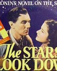 Poster for The Stars Look Down (1940) (1)