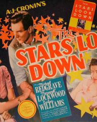 Poster for The Stars Look Down (1940) (4)