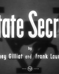 Main title from State Secret (1950) (4).  By Sidney Gilliat and Frank Launder