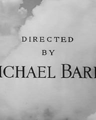Main title from Stop Press Girl (1949) (12). Directed by Michael Barry