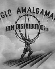 Main title from Street of Shadows (1953) (1). Anglo-Amalgamated Film Distributors