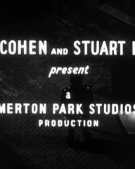 Main title from Street of Shadows (1953) (2). A Merton Park Studios production