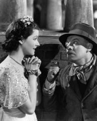 Photograph from The Street Singer (1937) (5) featuring Margaret Lockwood and Hugh Wakefield
